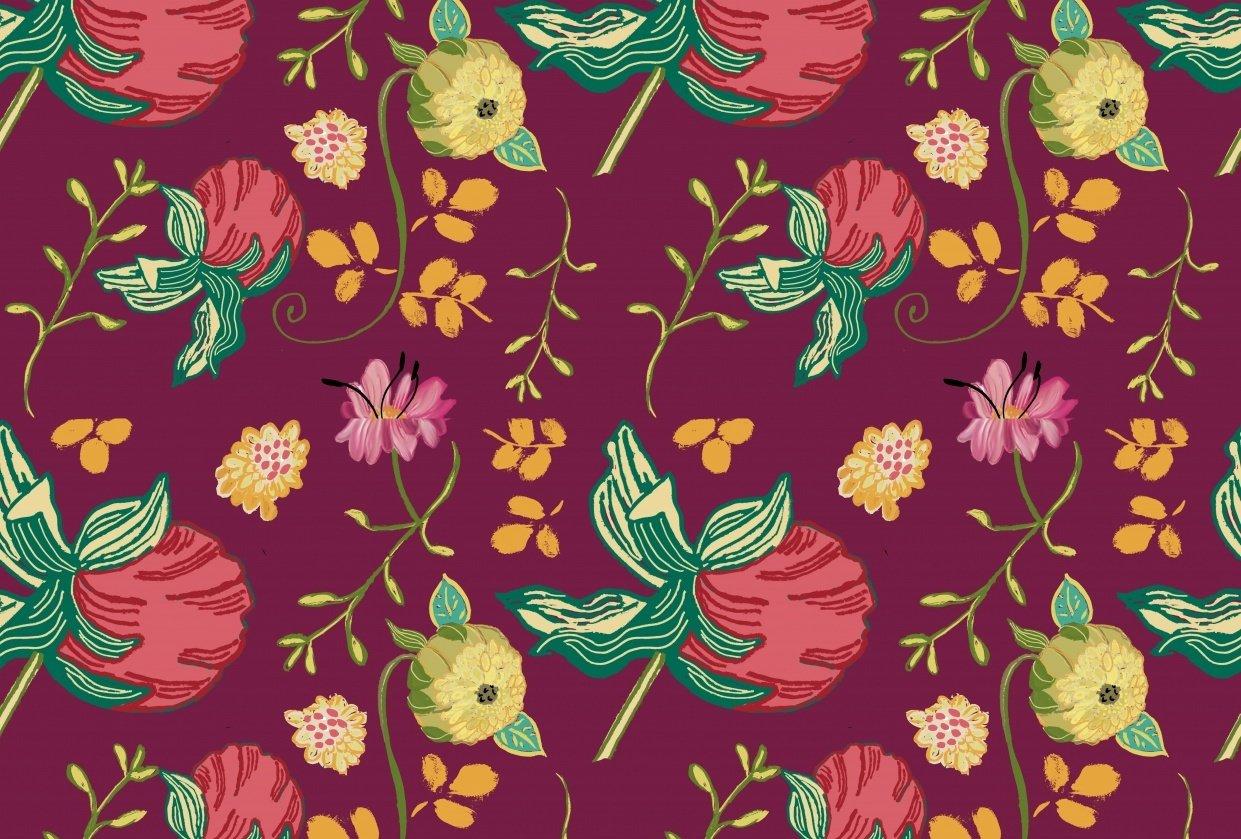 JudyKahooti flowers1 - student project