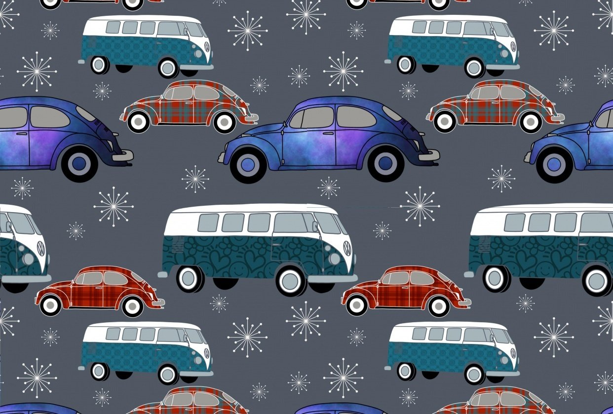 VW repeat pattern - student project