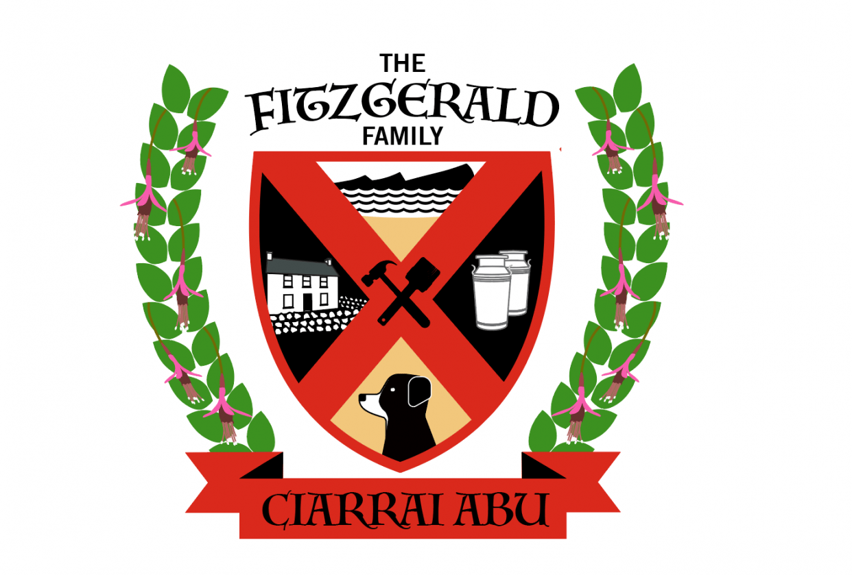 Fitzgerald Family Crest - student project