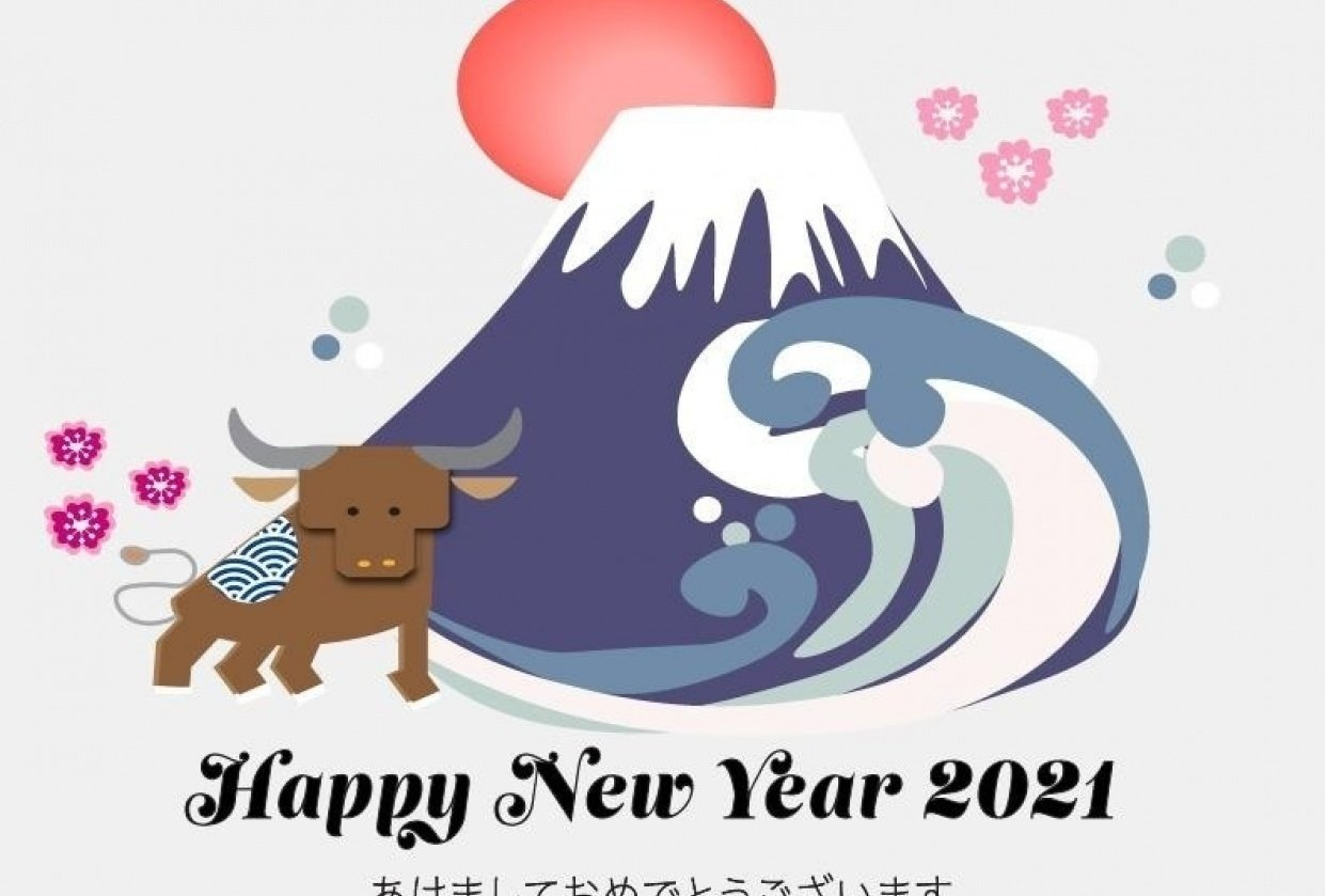 Happy New Year 2021 - student project