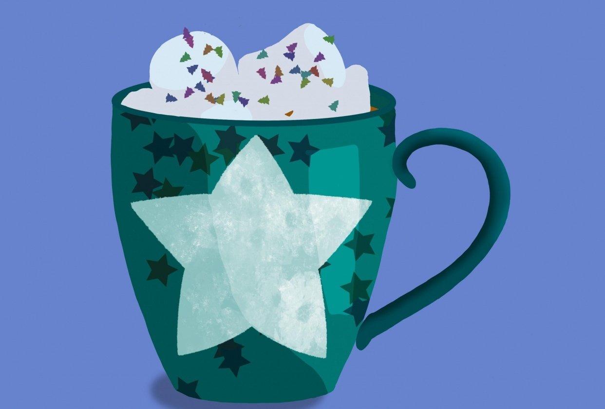 Star mug - student project