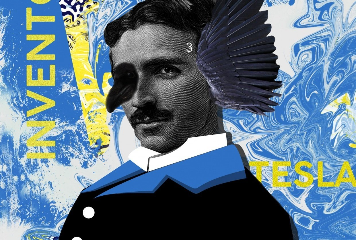 The Man Named Tesla - student project