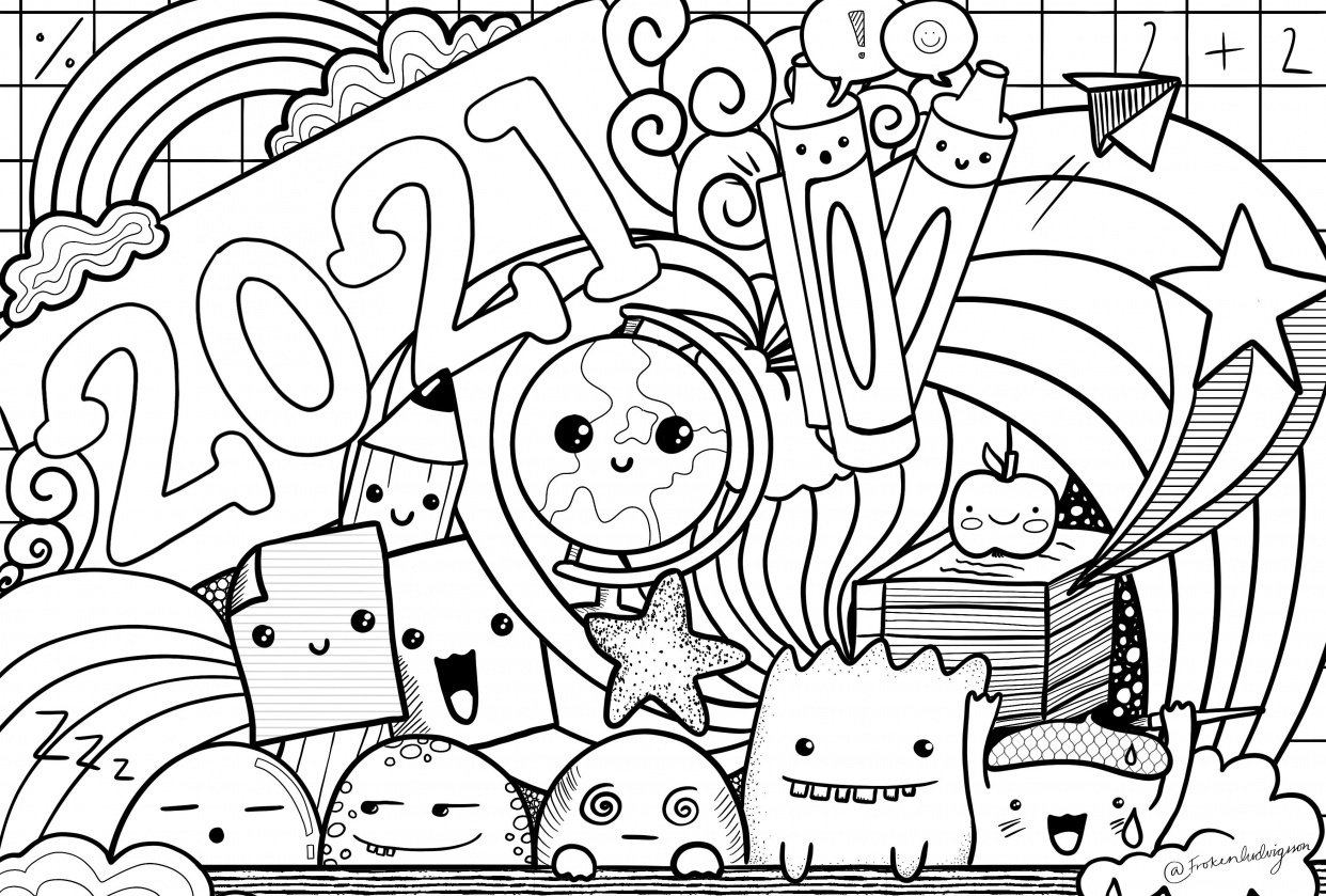 My doodle 2021 - student project