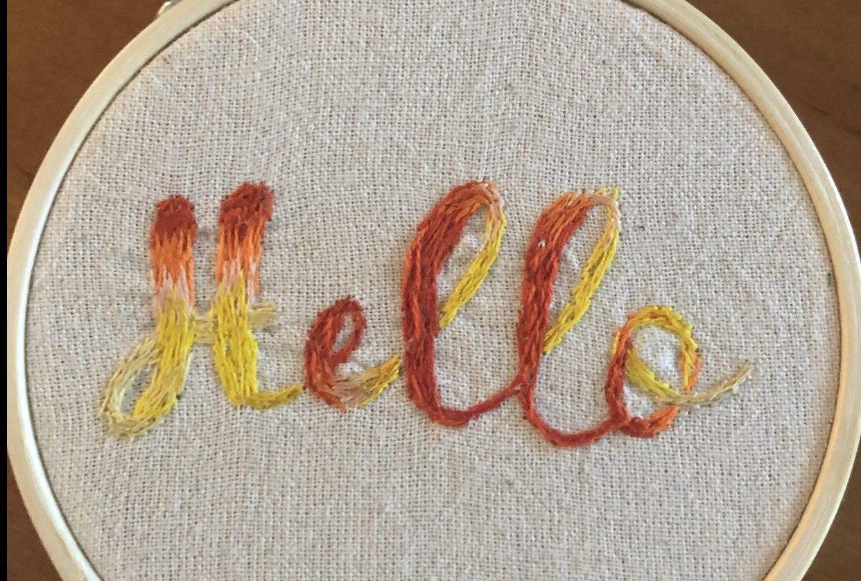 Hello - student project