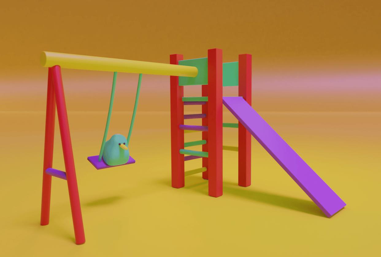 Bird Swing - student project