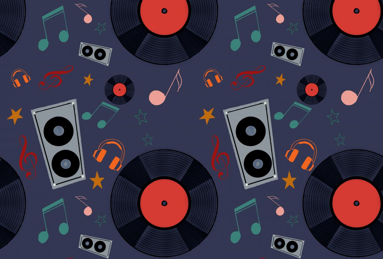 Music Pattern - student project