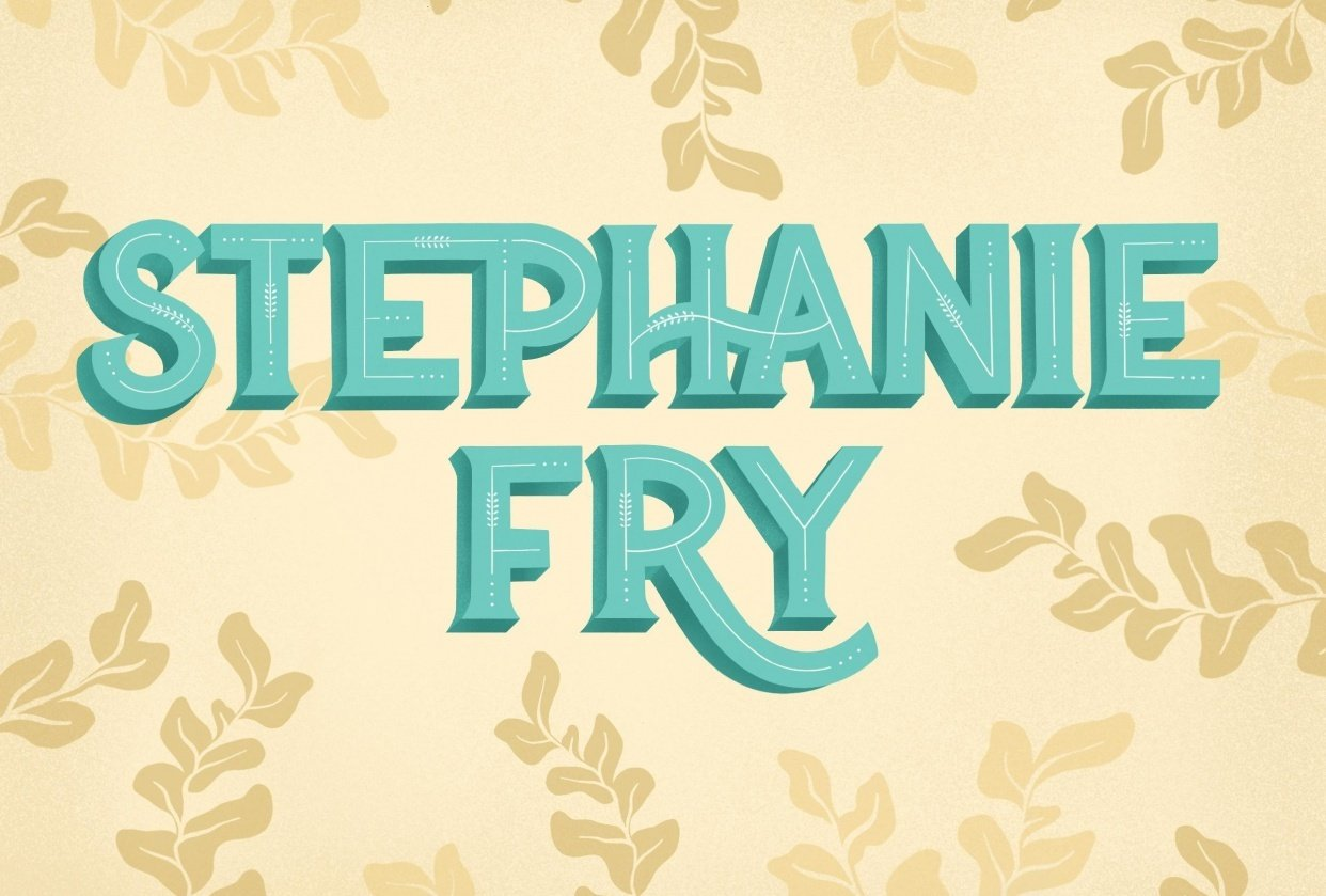 Stephanie Fry - student project