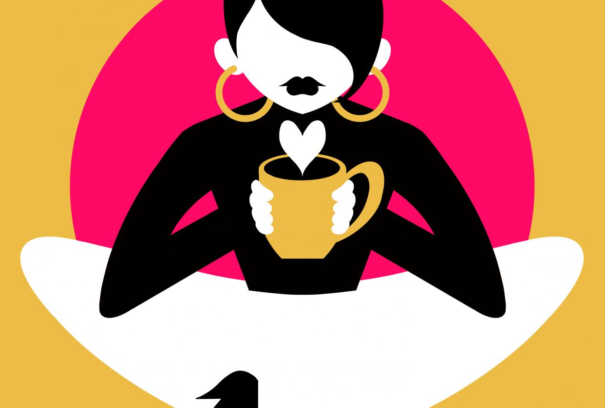 Caffeine Fiend - student project