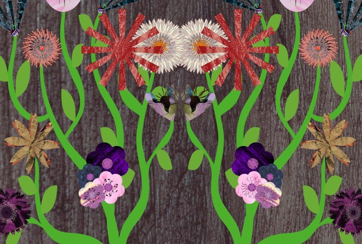 Symmetrical Print - student project