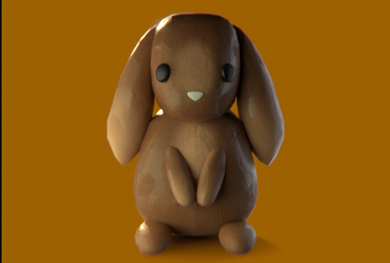 Kees het konijn - student project
