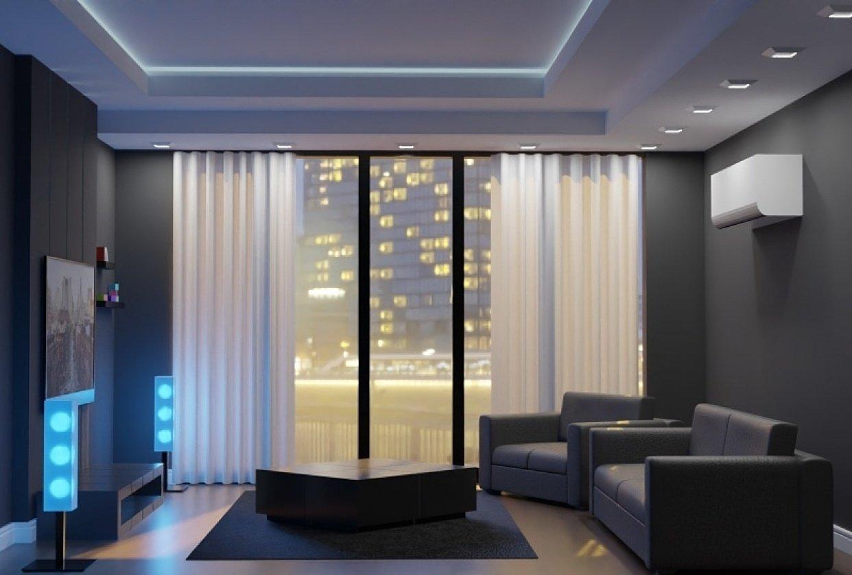 My 3D interior design! - student project