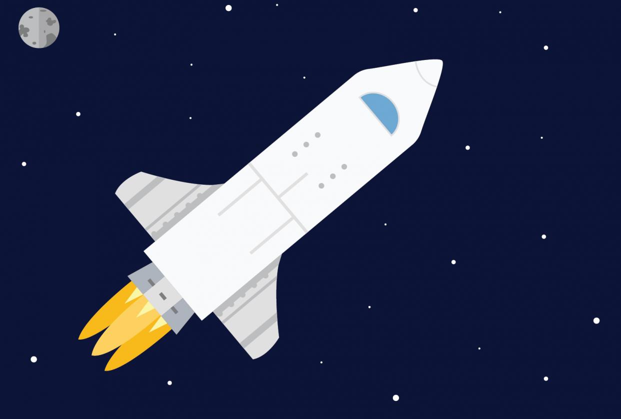 Rocket - student project