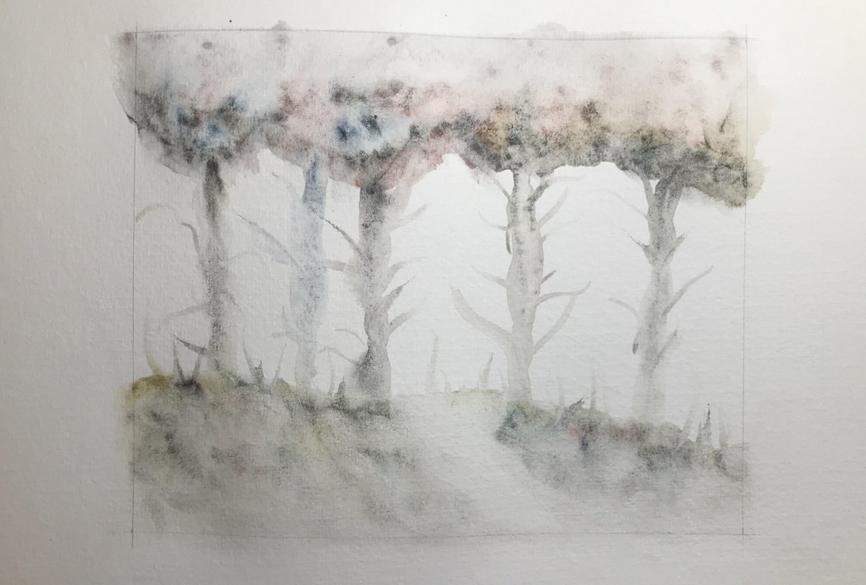 Simple trees - student project