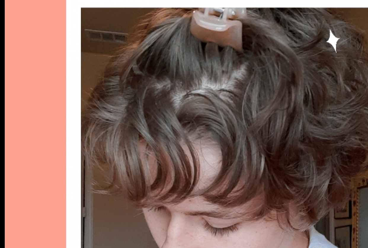 Leah's Natural Hair - student project