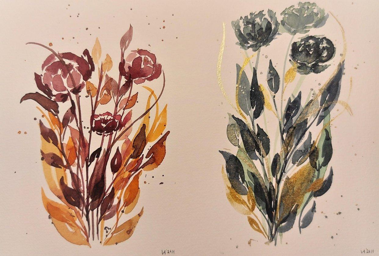 Double Bouquet - student project