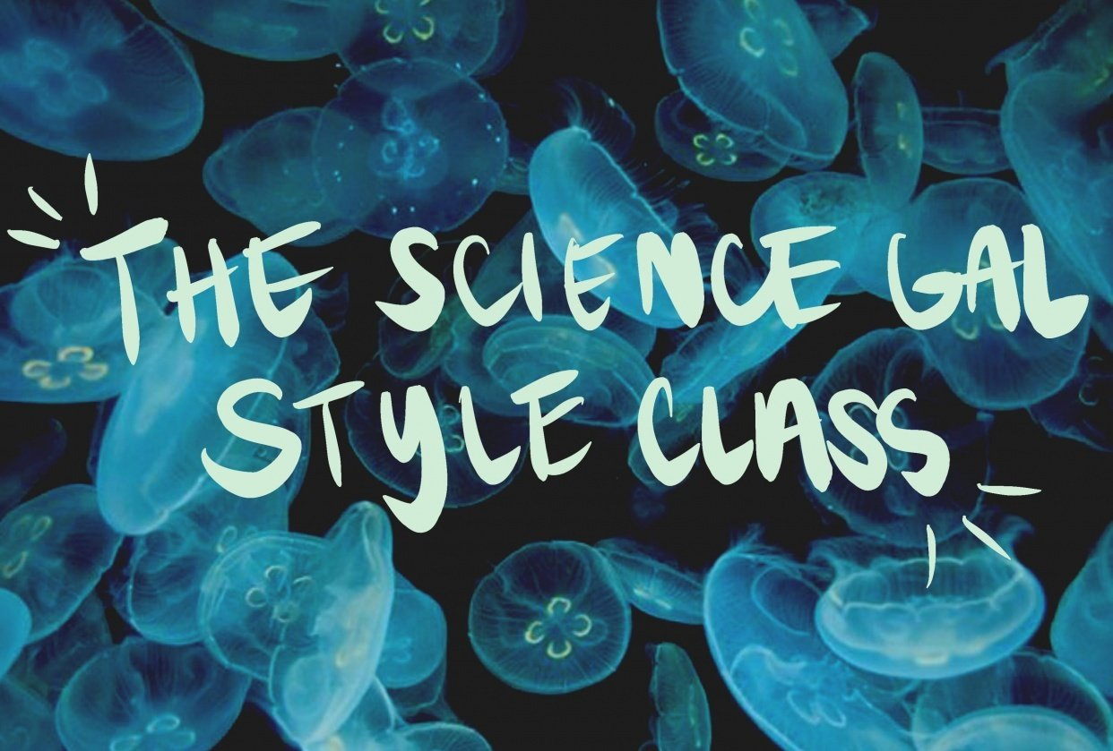 the science gal - 26 ways the ocean inspires - student project