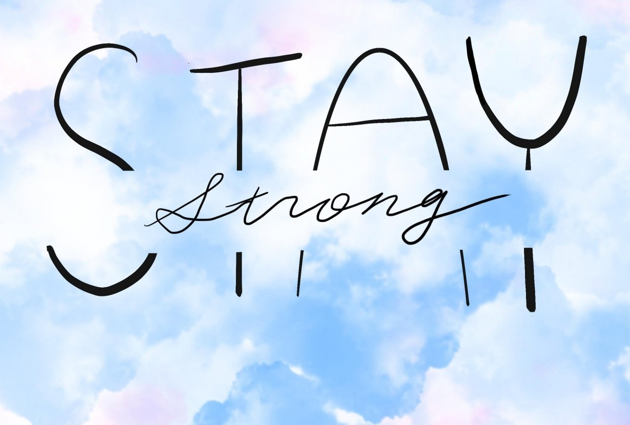 Stay Strong - student project