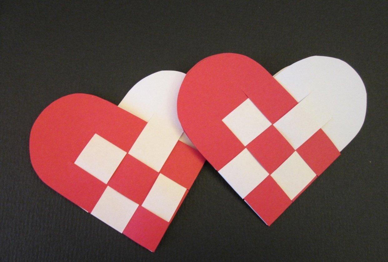 Danish Christmas Hearts - student project