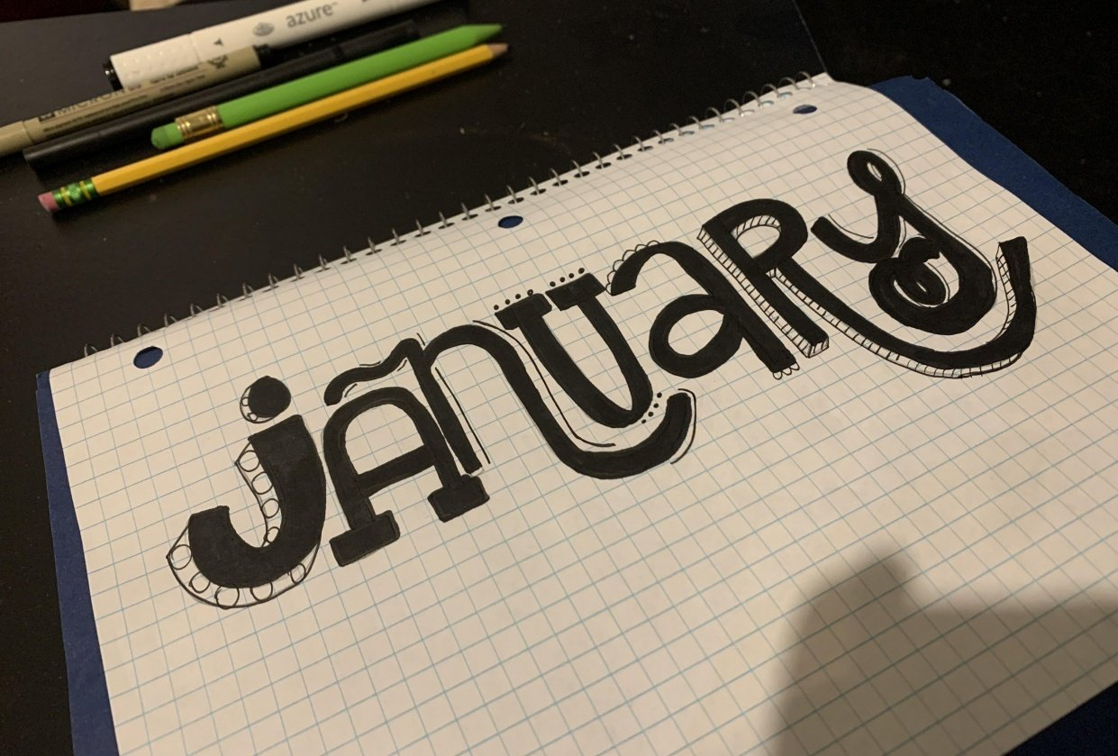 January - student project