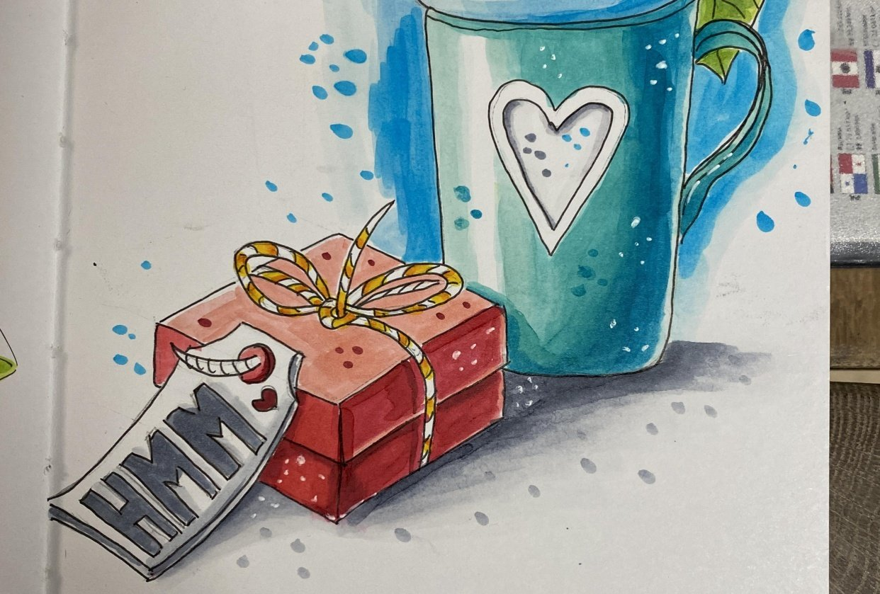 My COPIC marker project - student project