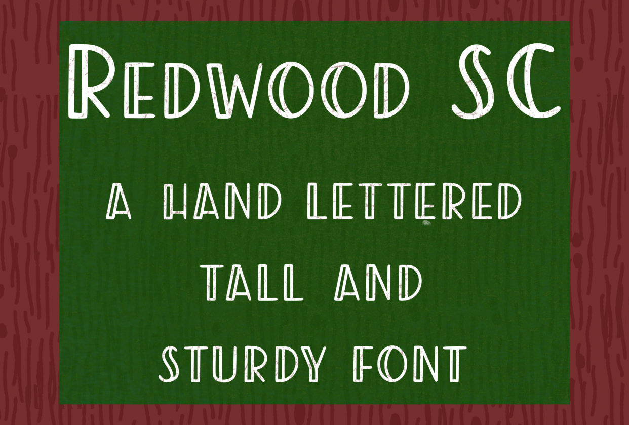 My font! - student project