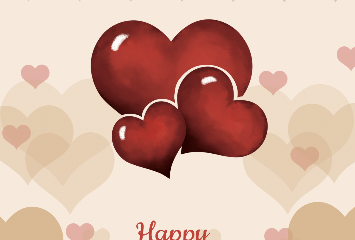 Valentine's Day! - student project