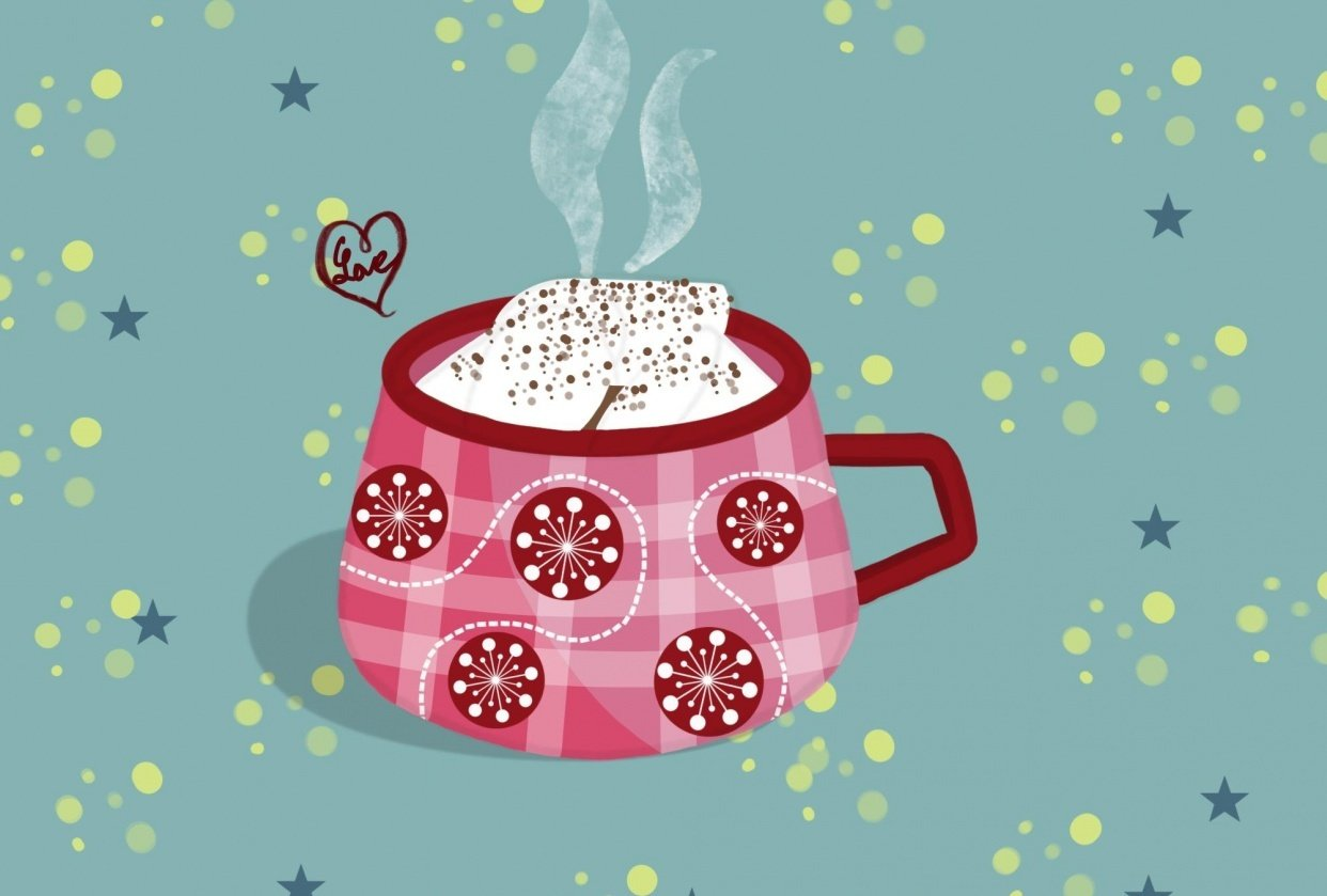 Hot cocoa - student project