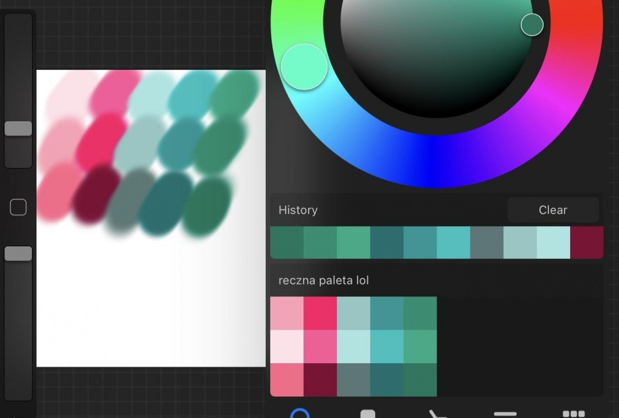 Palette - student project