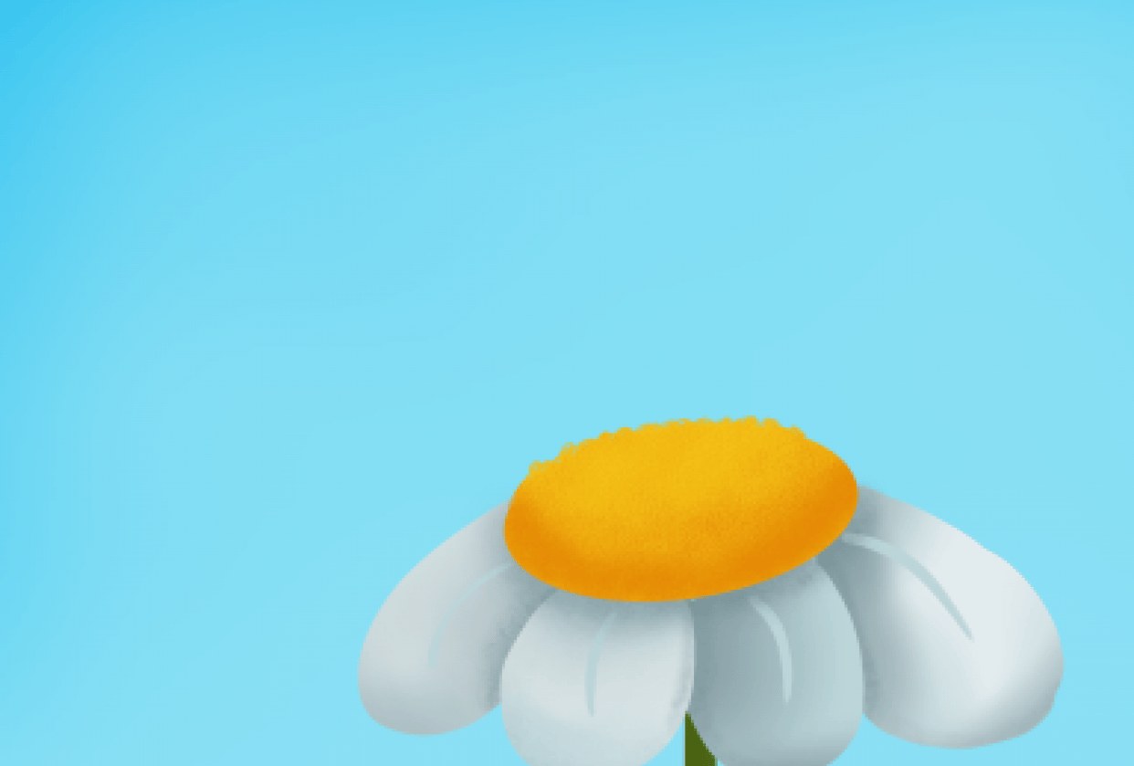 Bee animation - student project