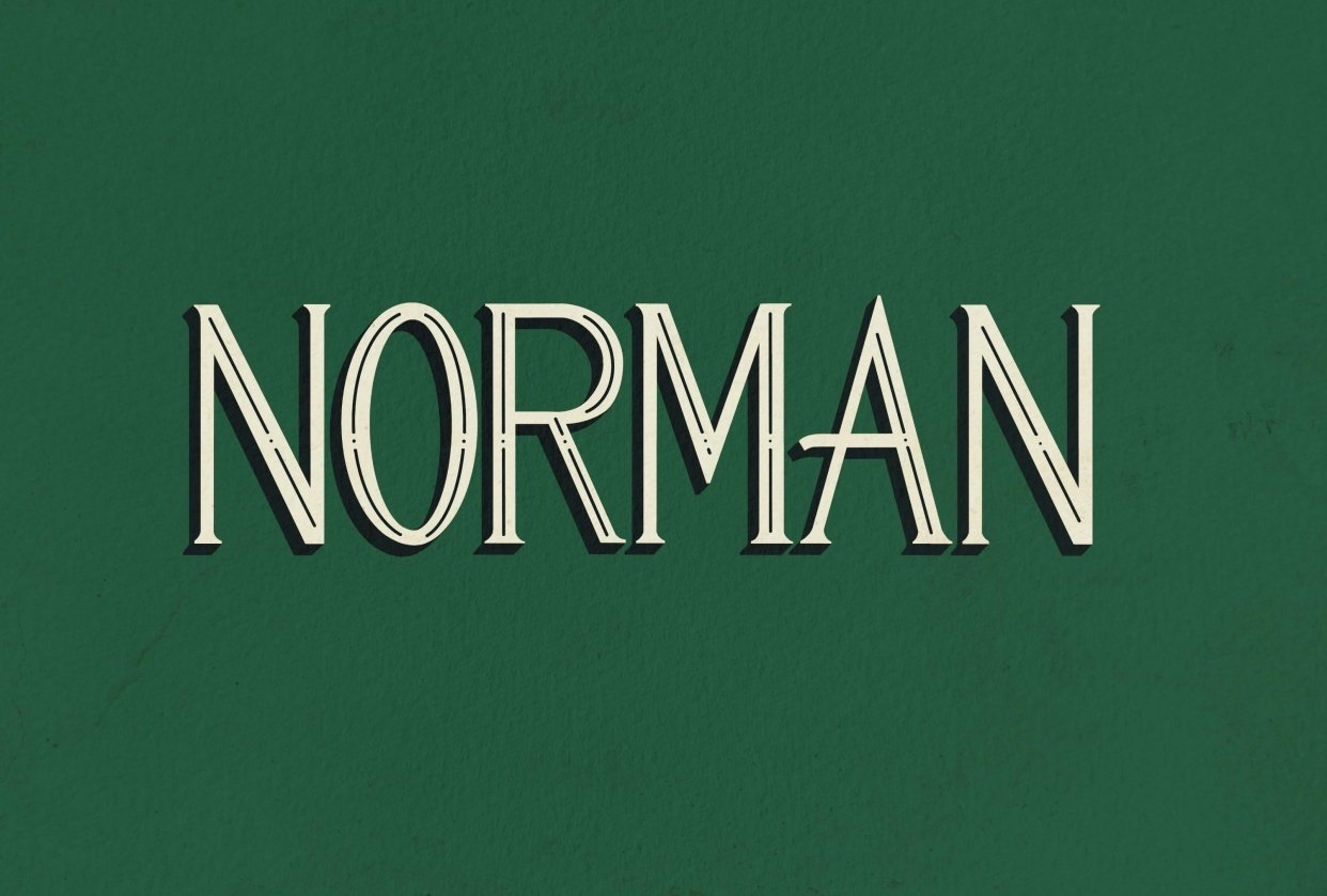 Norman - student project