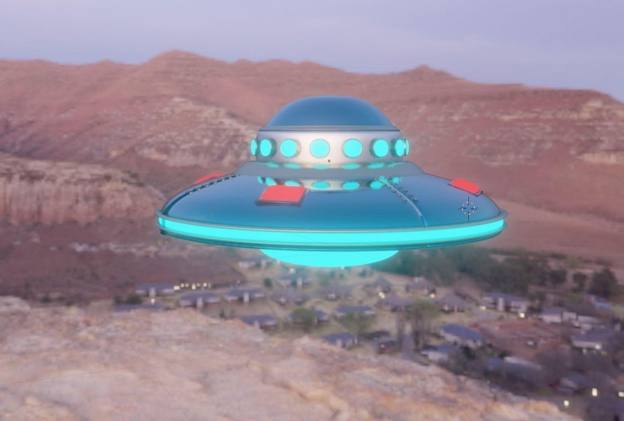 UFO - student project
