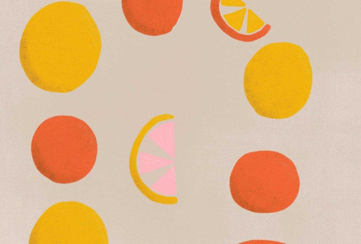 Orange and Lemons! - student project