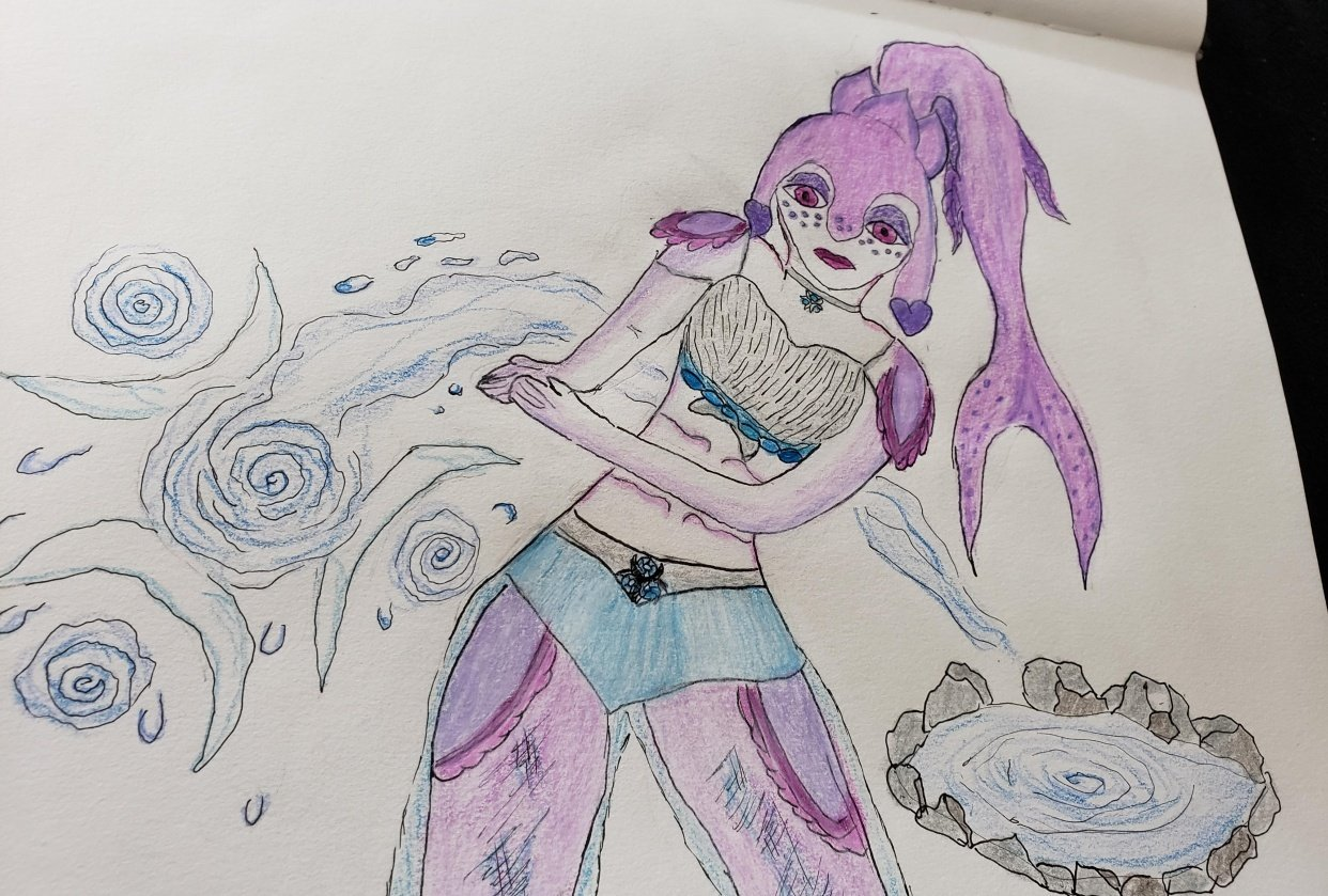 Zora Princess - student project