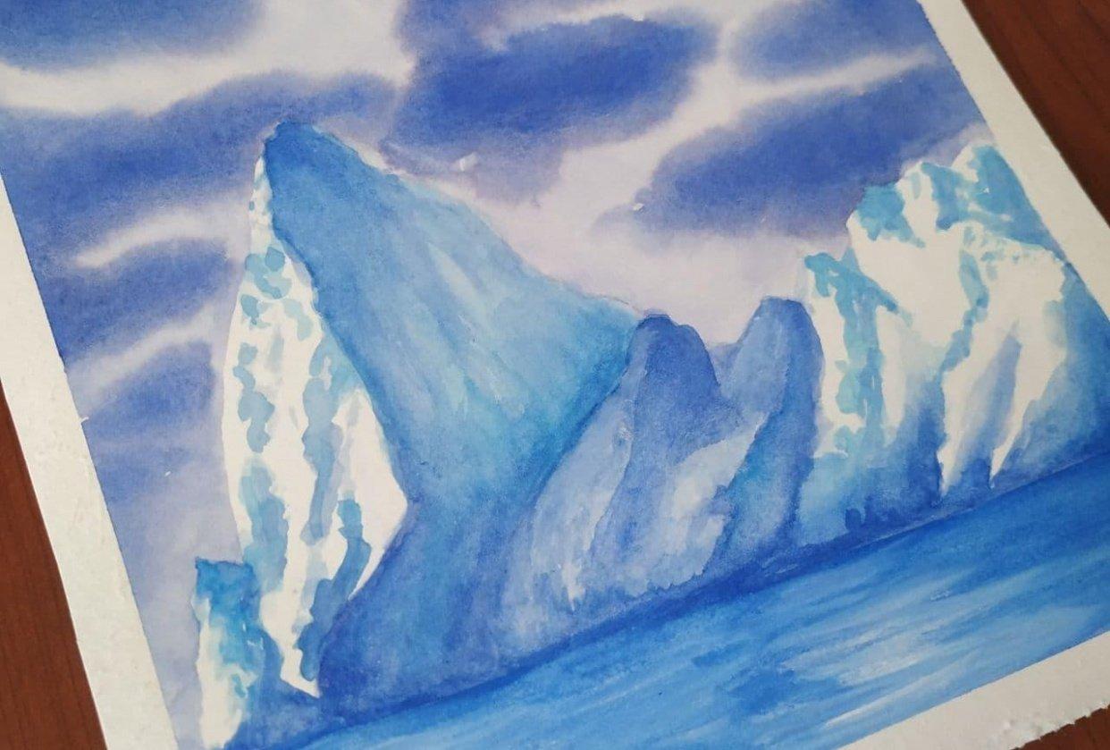 Iceberg - student project