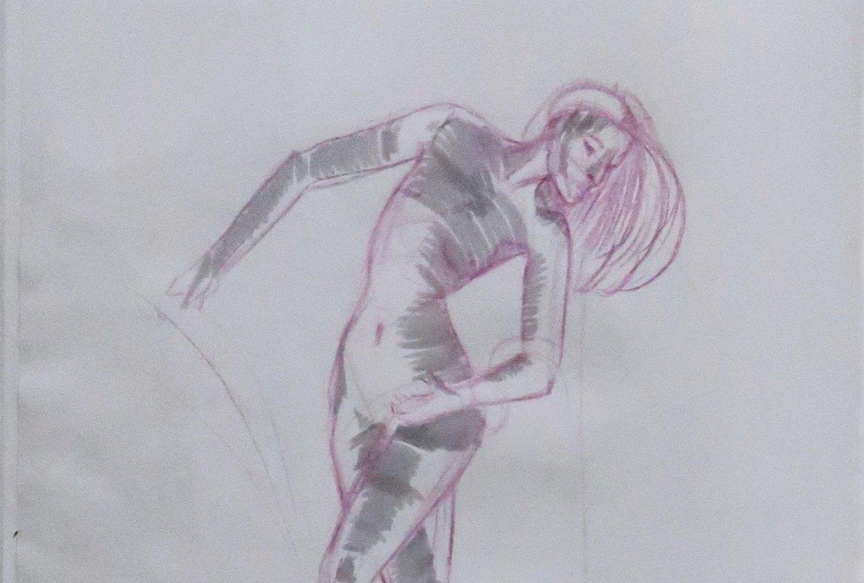 2021 - I'm improving my figure drawing skills... - student project