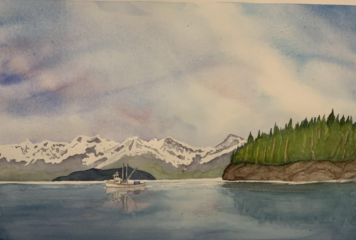 Inside Passage - student project