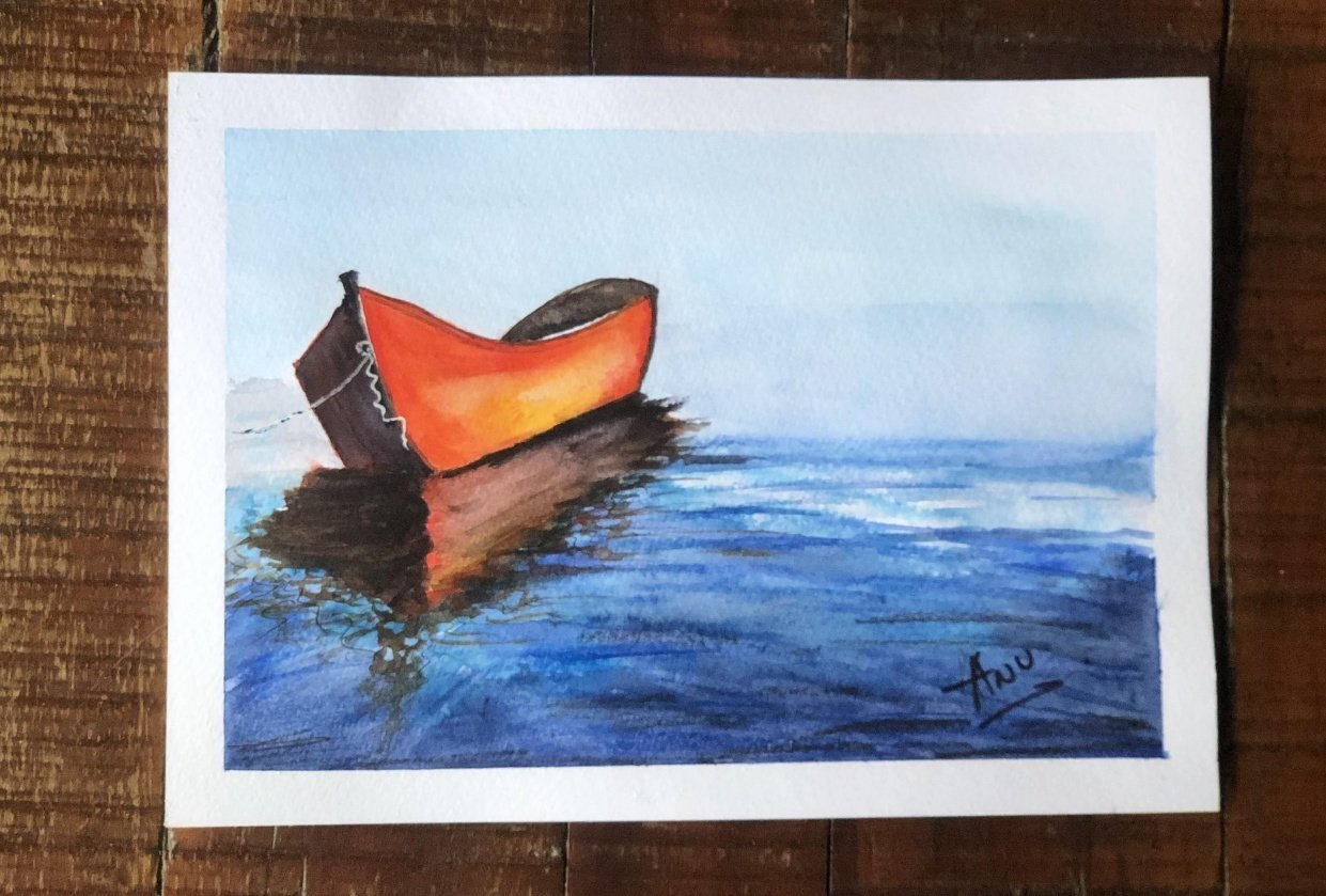 Ocean - student project