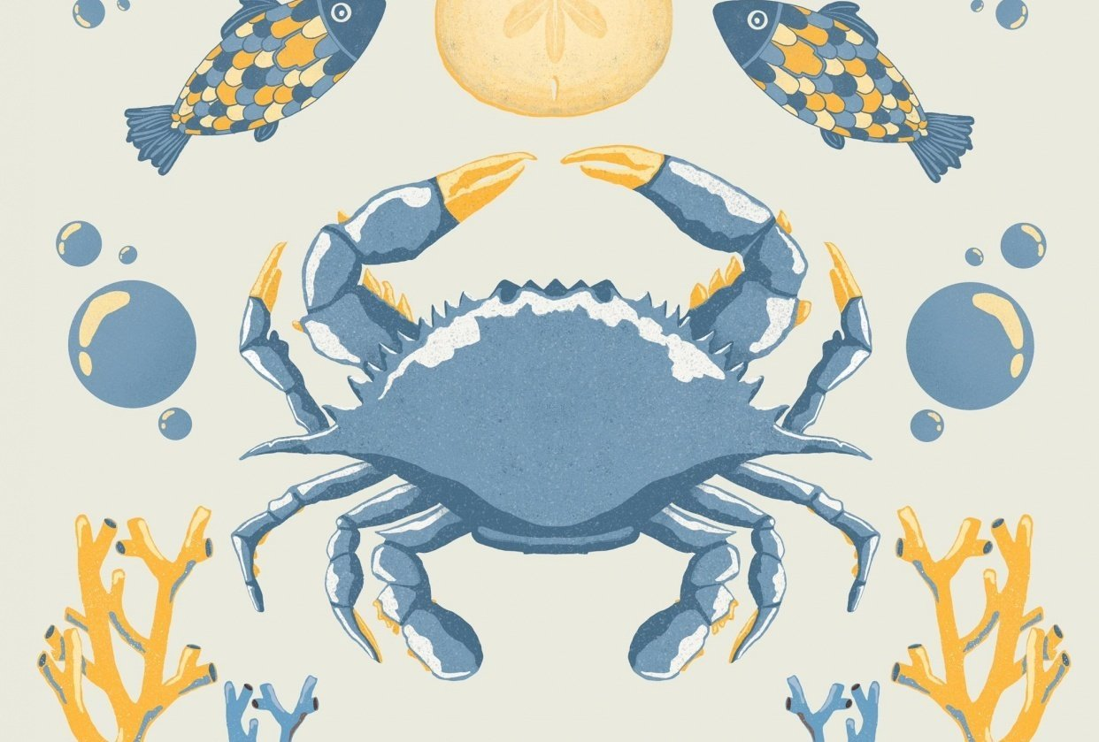 Holy Crab - student project