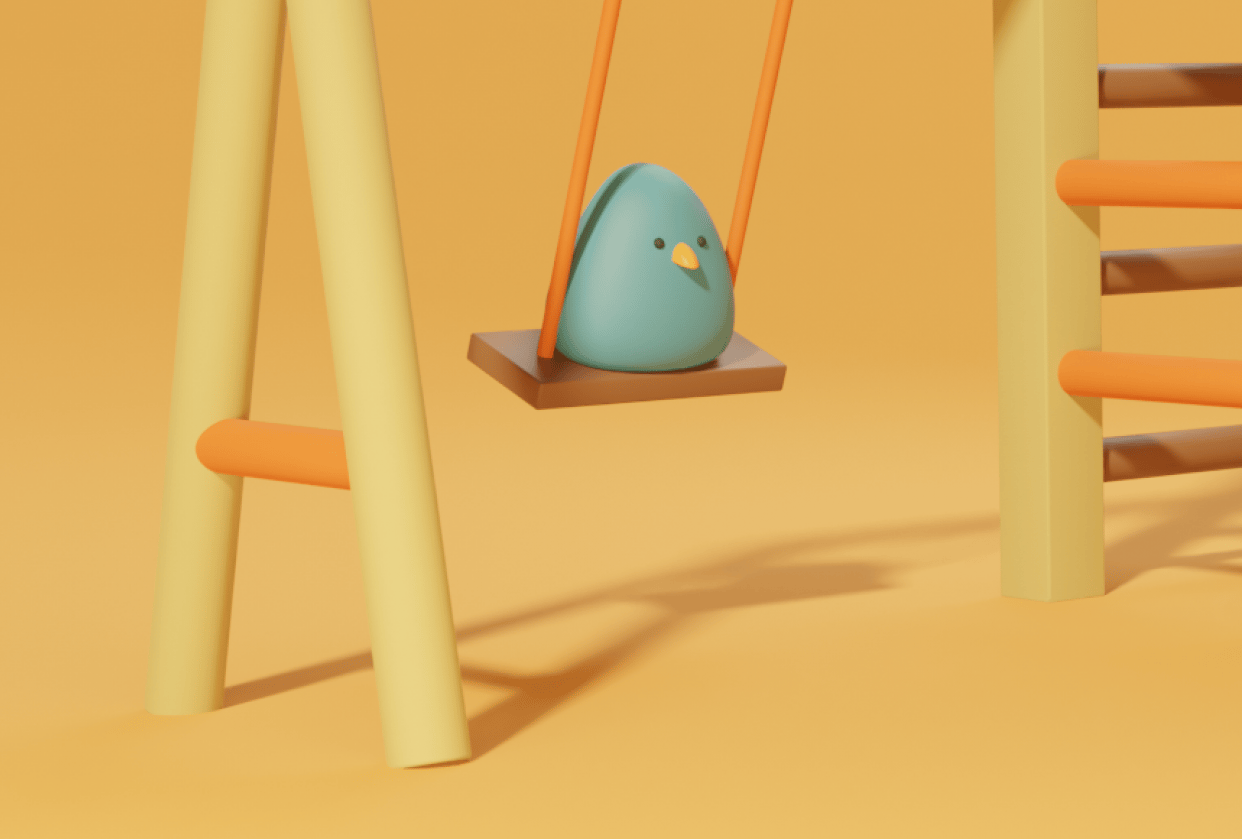 My First Ever Render - student project