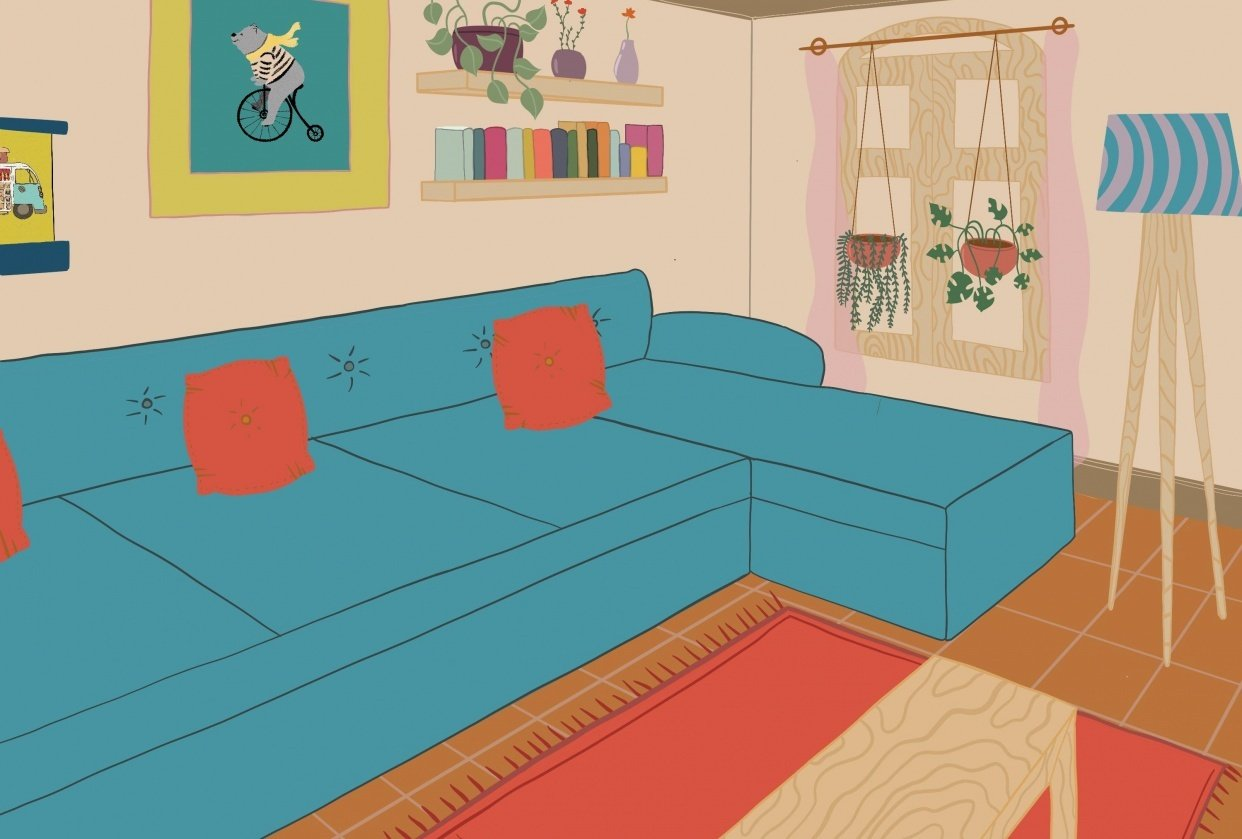 Room - student project