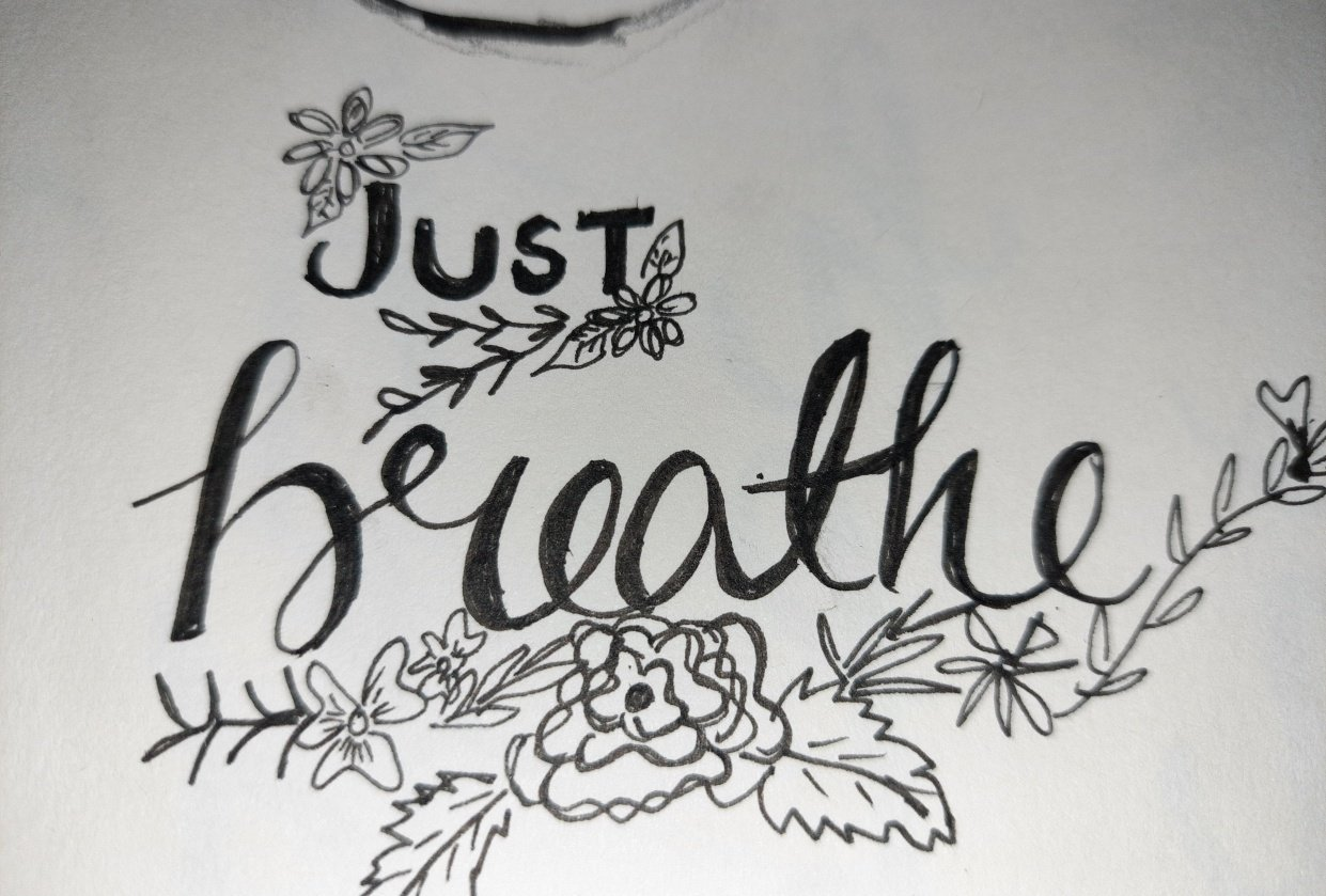 Just breathe - student project