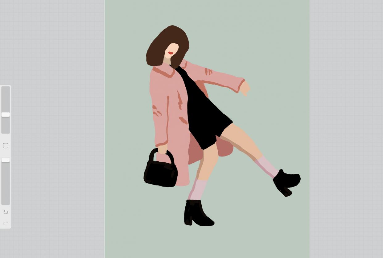 Karlee's Flat Illustration - student project