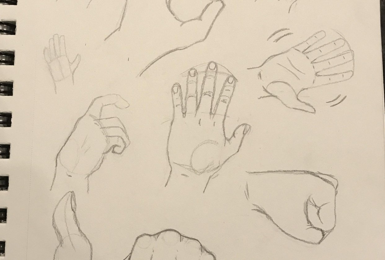 Hands P1 - student project