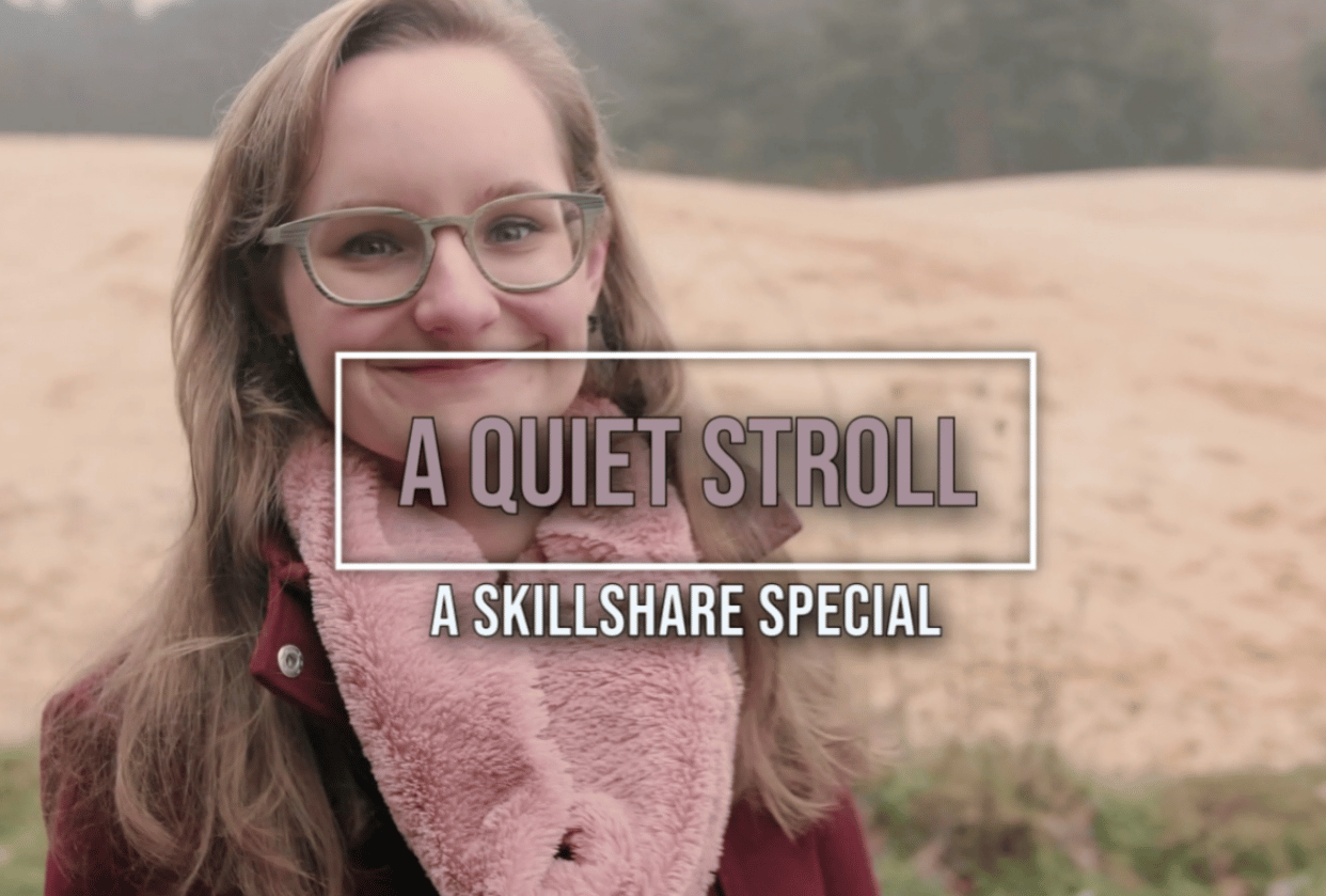 A Quiet Stroll - Adobe Premiere Pro for Beginners End Project - student project