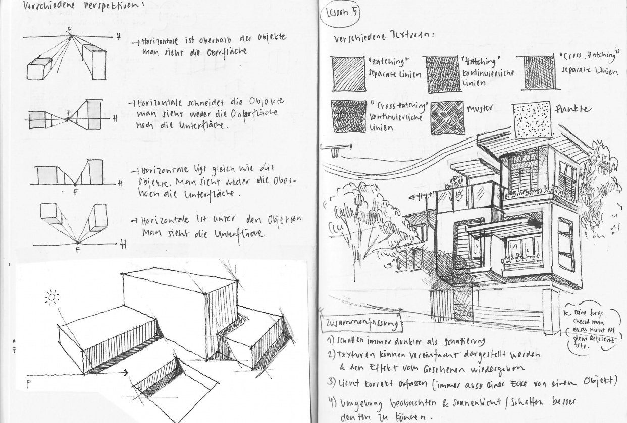 Sketch Like an Architect - student project