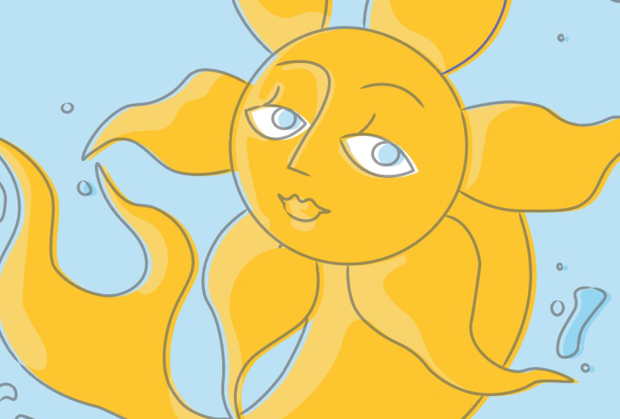Sunny side up - student project