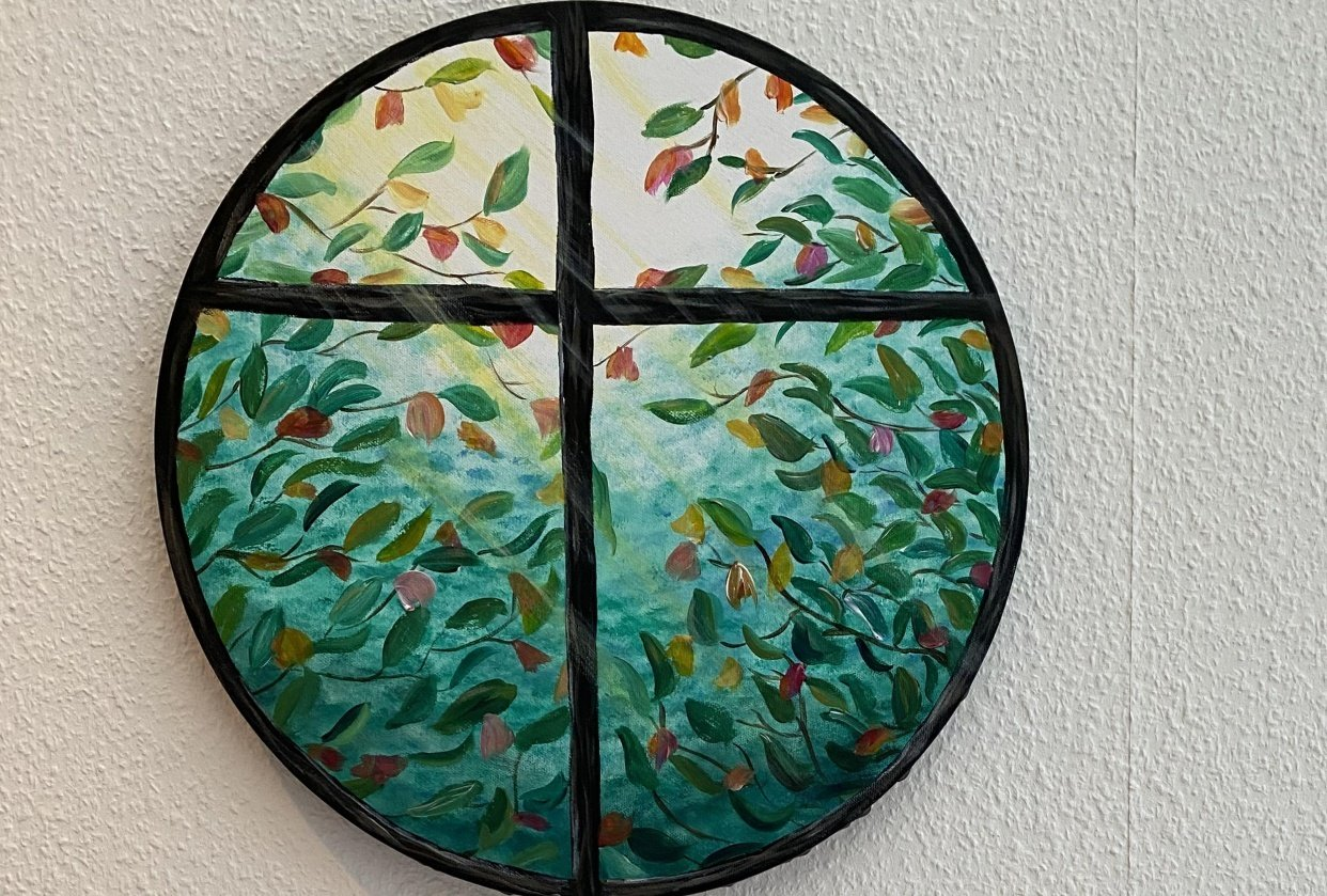 Round window - student project