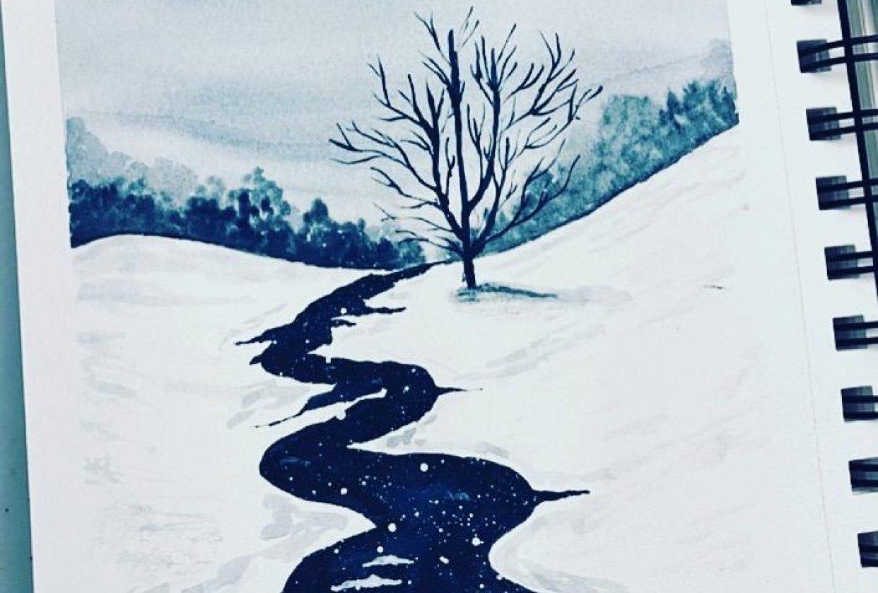 Winter fun! - student project