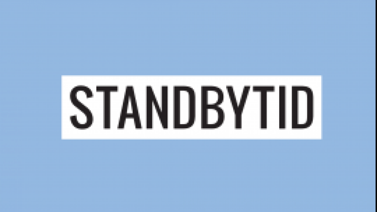 Standbytid -  - student project