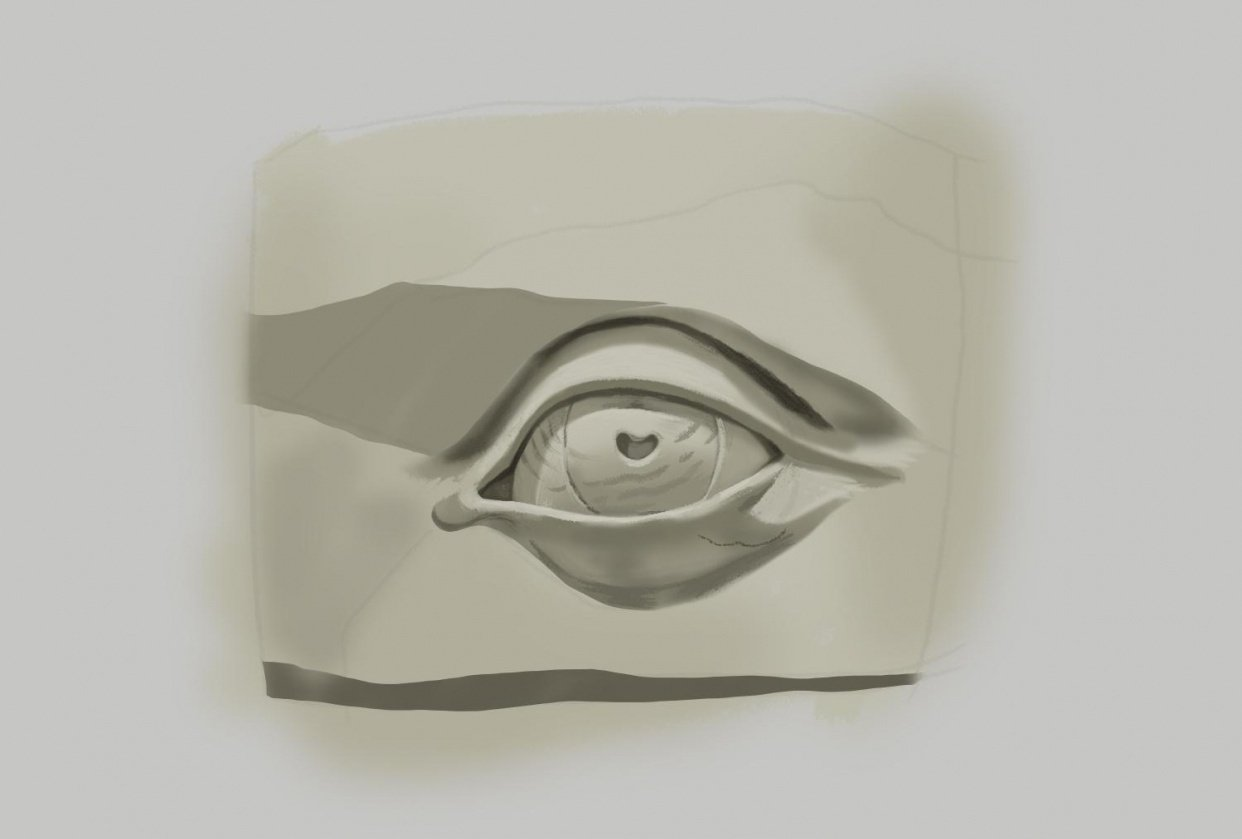 Eye - student project